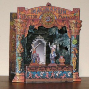 Imaginarium of Dr. Parnassus Paper Theater