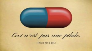 Placebo_pillule_after_Magritte